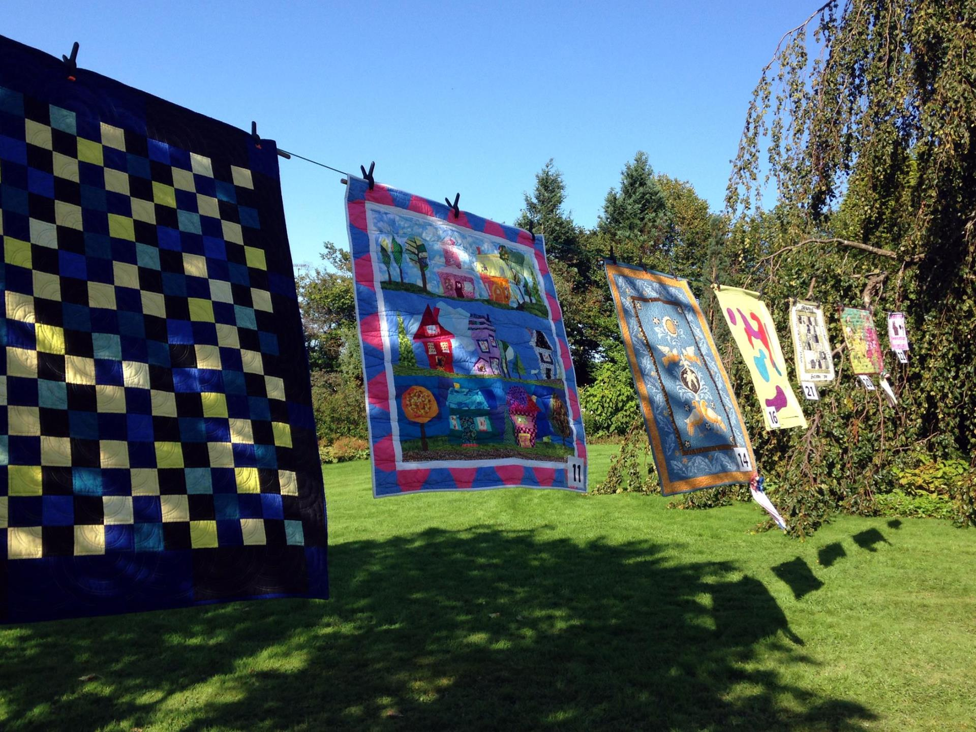 'Quilts in Cae Hir', annual exhibition