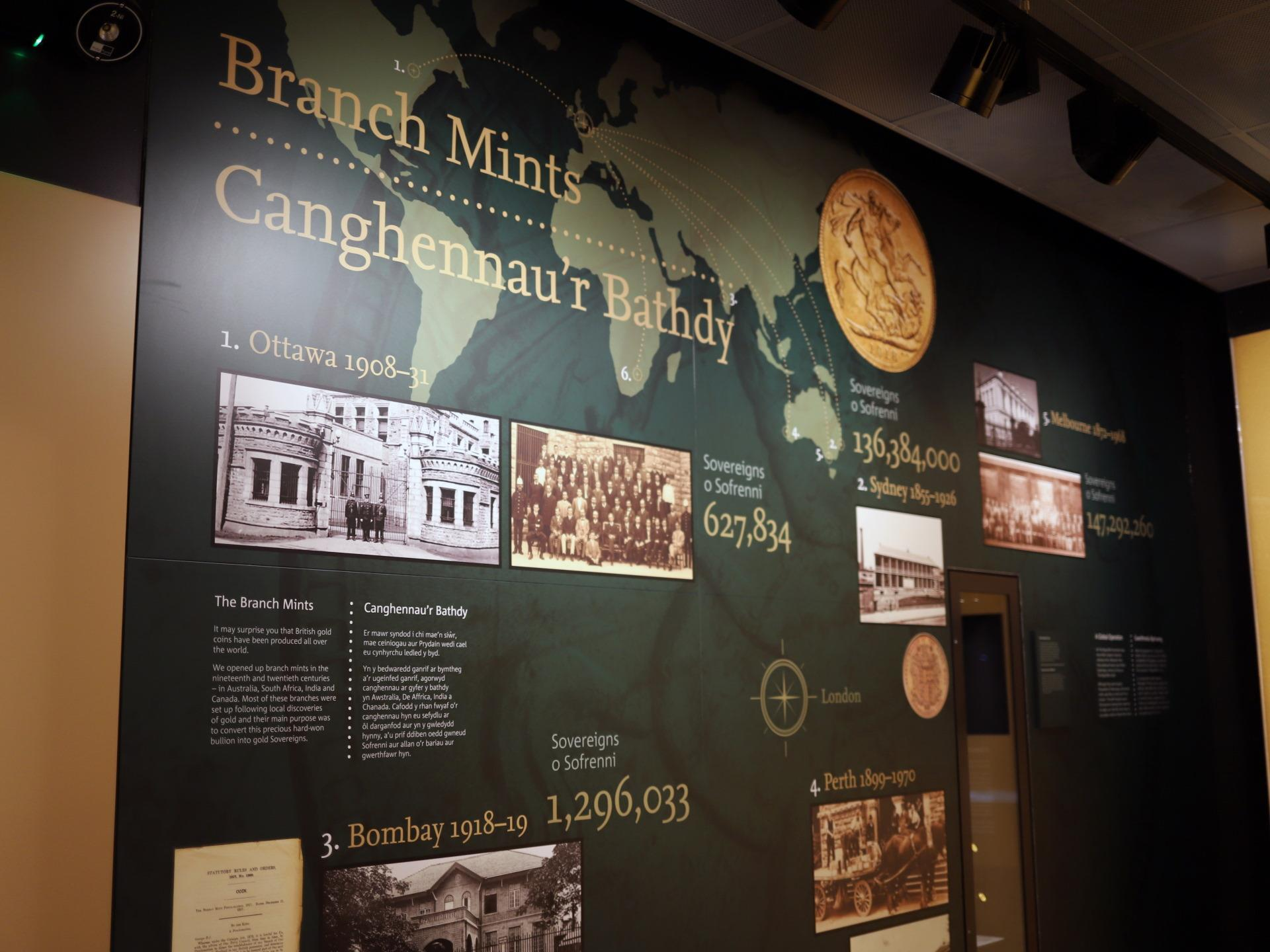 The Royal Mint Exhibition