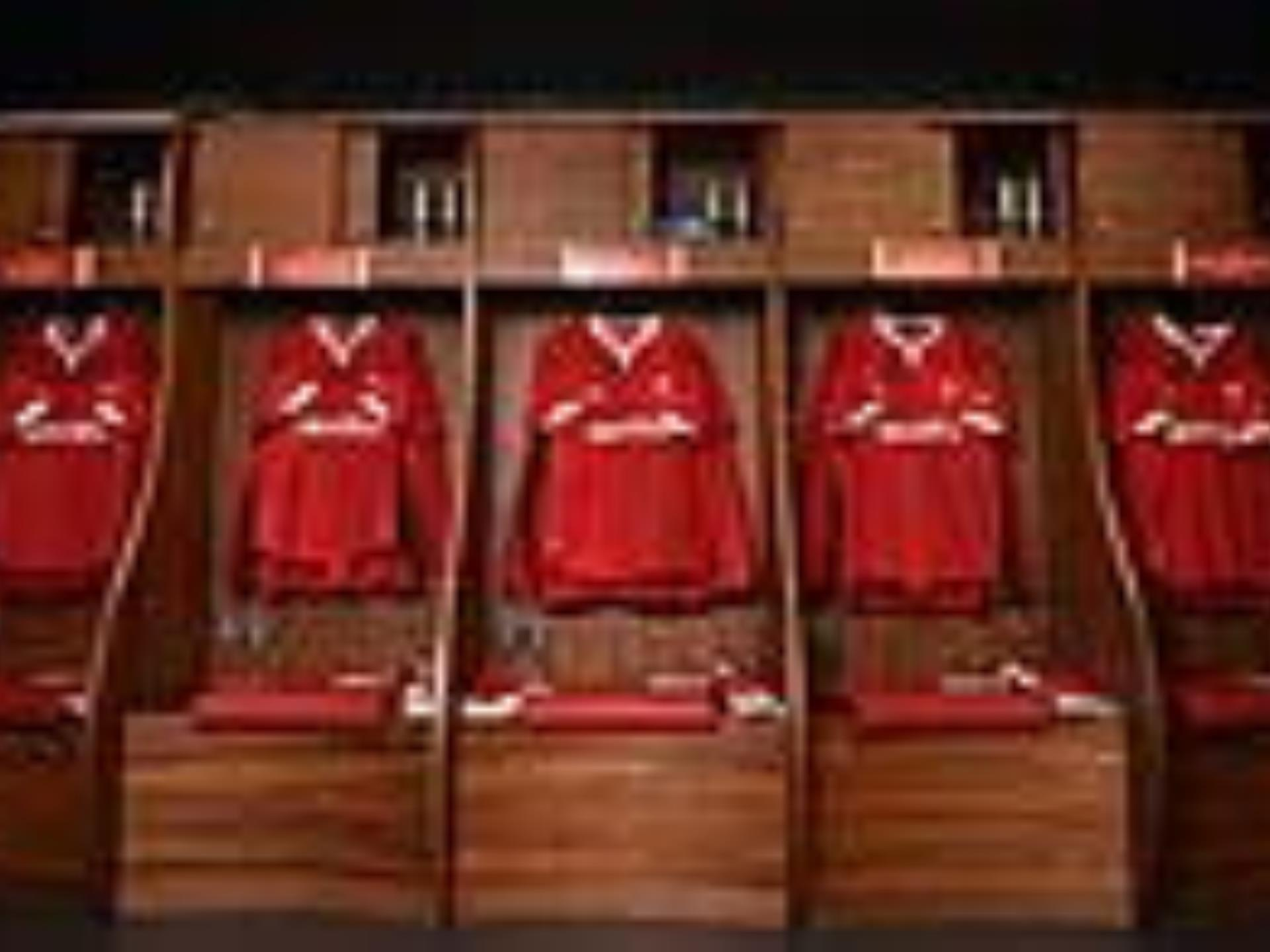 Wales Home Team Dressing Room