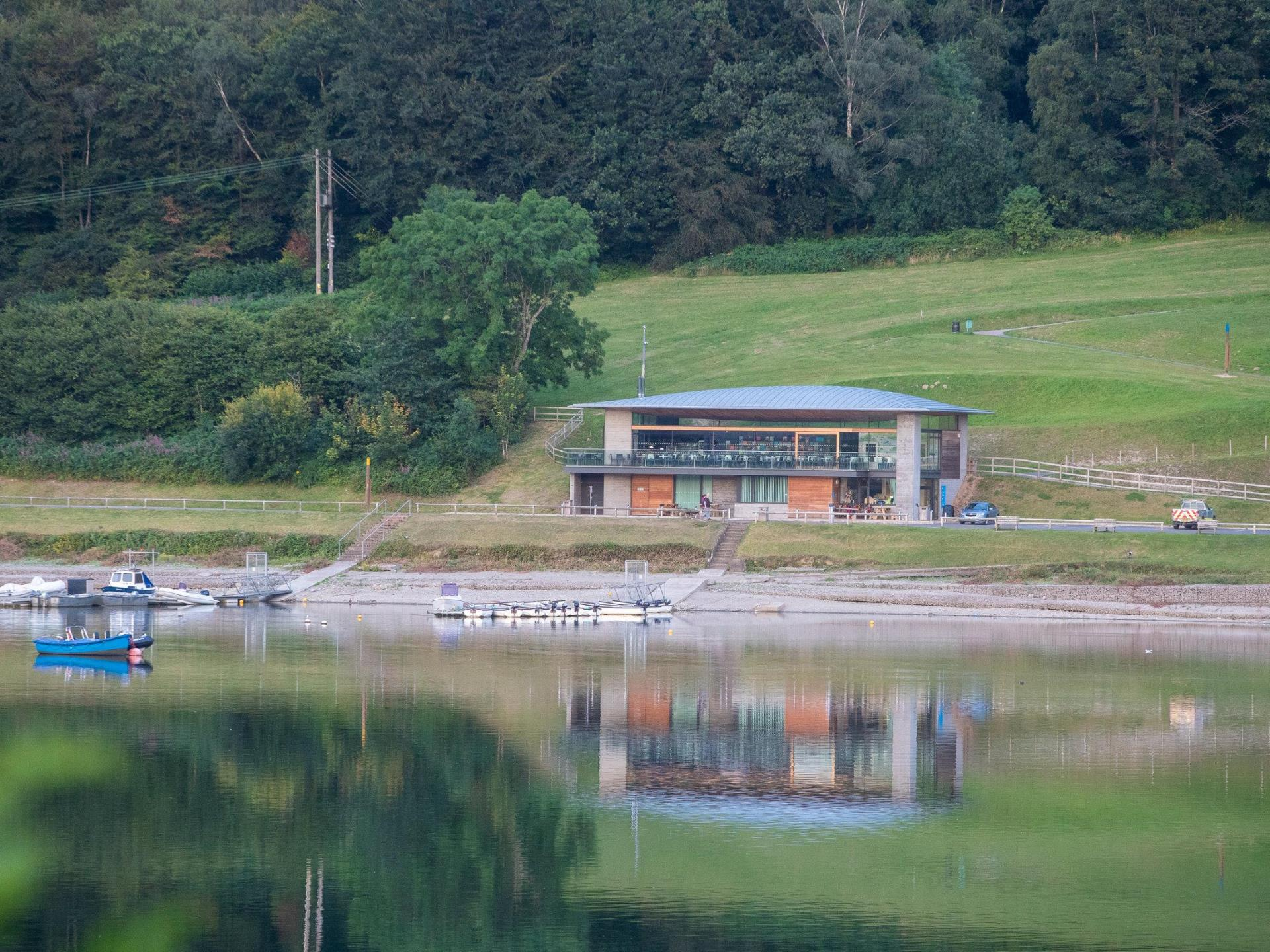 Llandgefedd Lake Visitor Centre