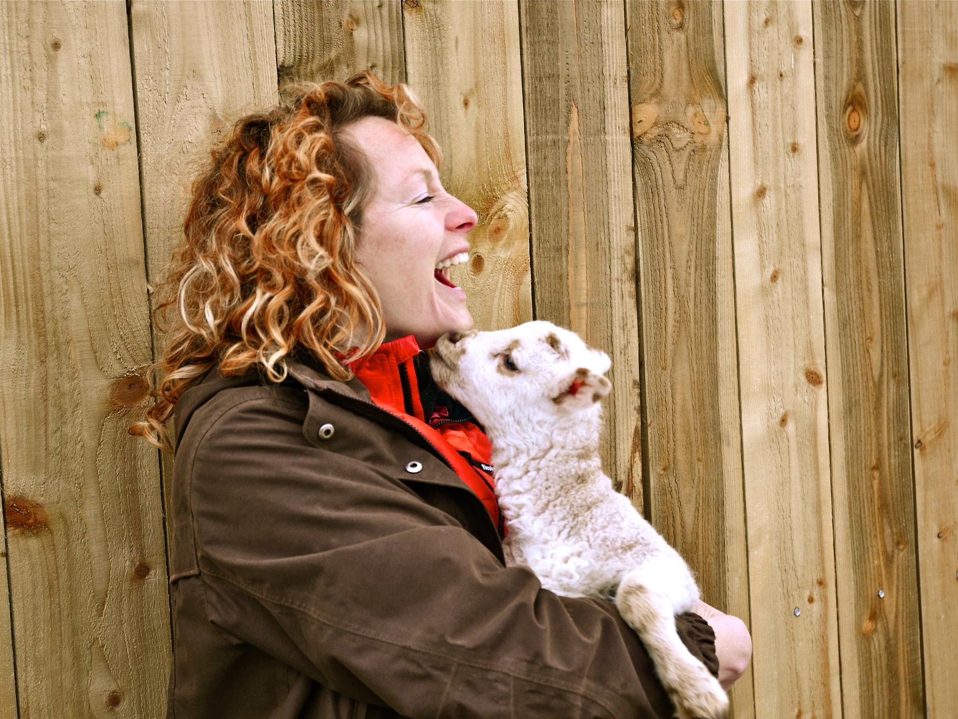 Humble by Nature is Kate Humble's working farm