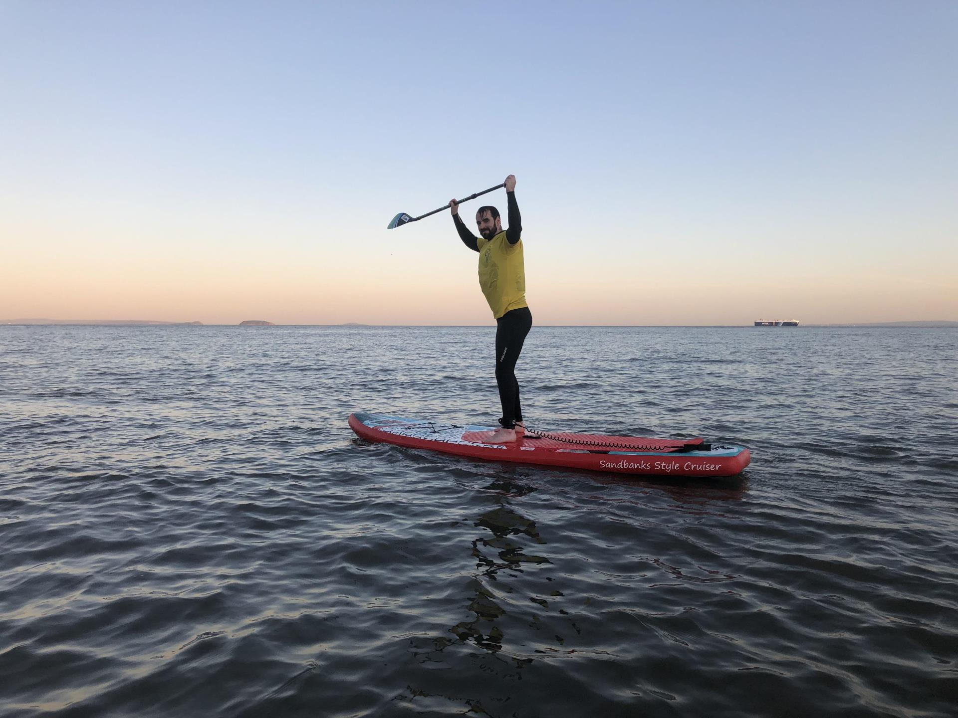 Sunset SUP Lesson