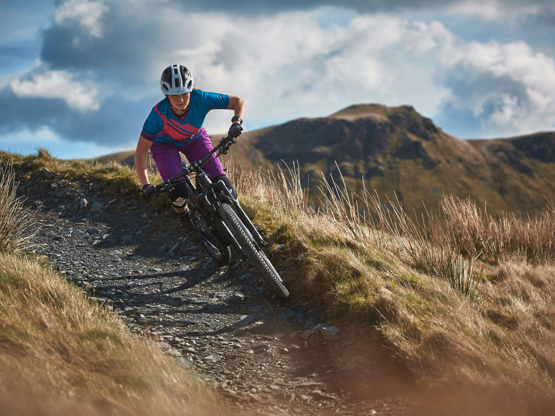 Guided Mountain Biking Trails North Wales Adventur