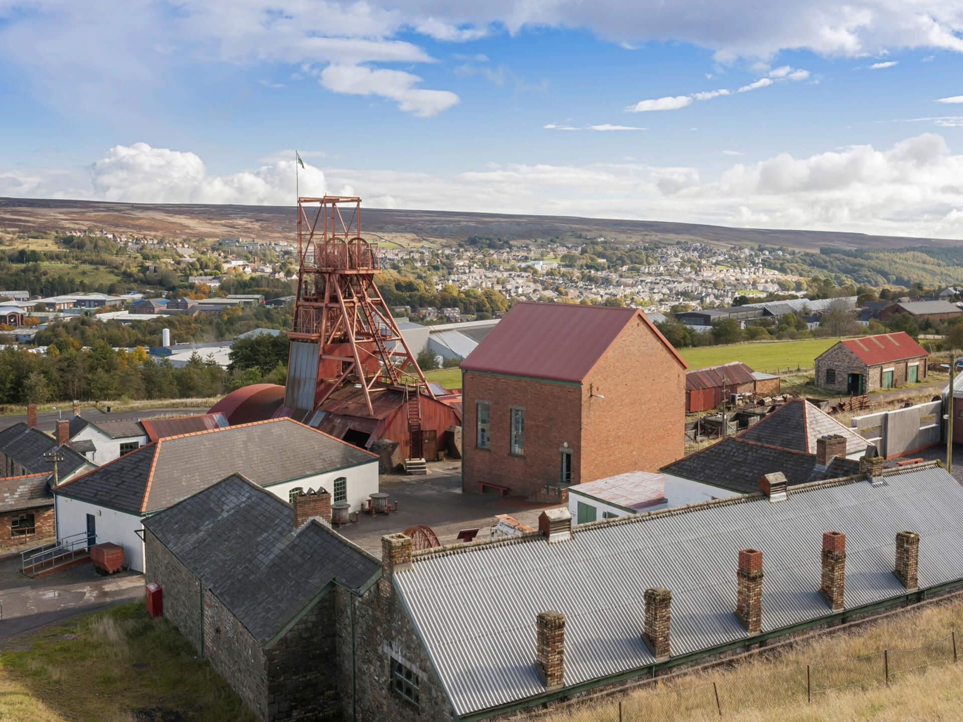 Big Pit National Coal Musuem, Blaenavon
