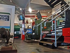The Narrow Gauge Railway Museum - Bottom Floor