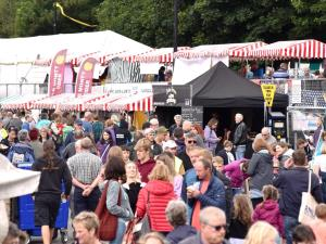 Cardigan River & Food Festival