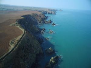 Dramatic and wild North Pembrokeshire coast