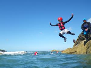 Celtic Quest Coasteering - Pembrokeshire