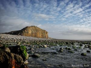 Llantwit Major/Cwm Colhuw beach