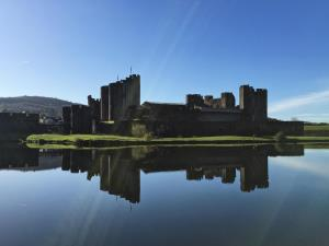 Caerphilly Castle Tours
