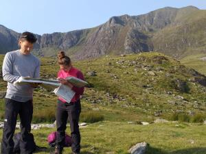 Mountain Skills courses in Snowdonia