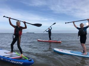 Youth SUP Lessons