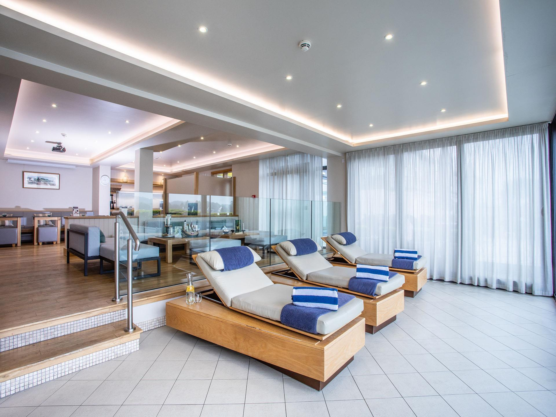 Spa at St Brides Spa Hotel