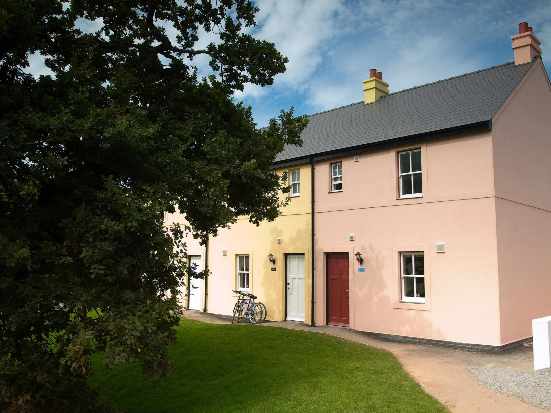 Bluestone's one and two bedroom cottages