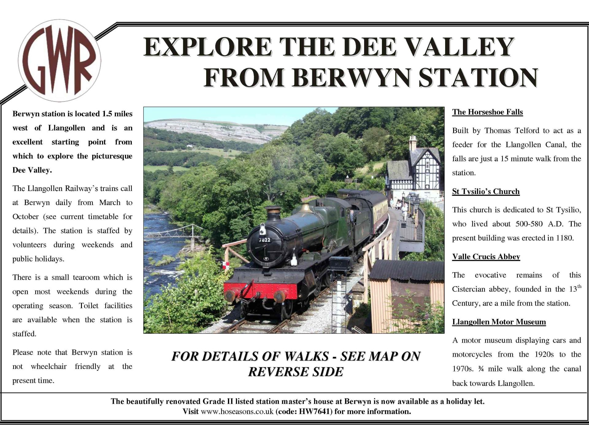Explore The Dee Valley
