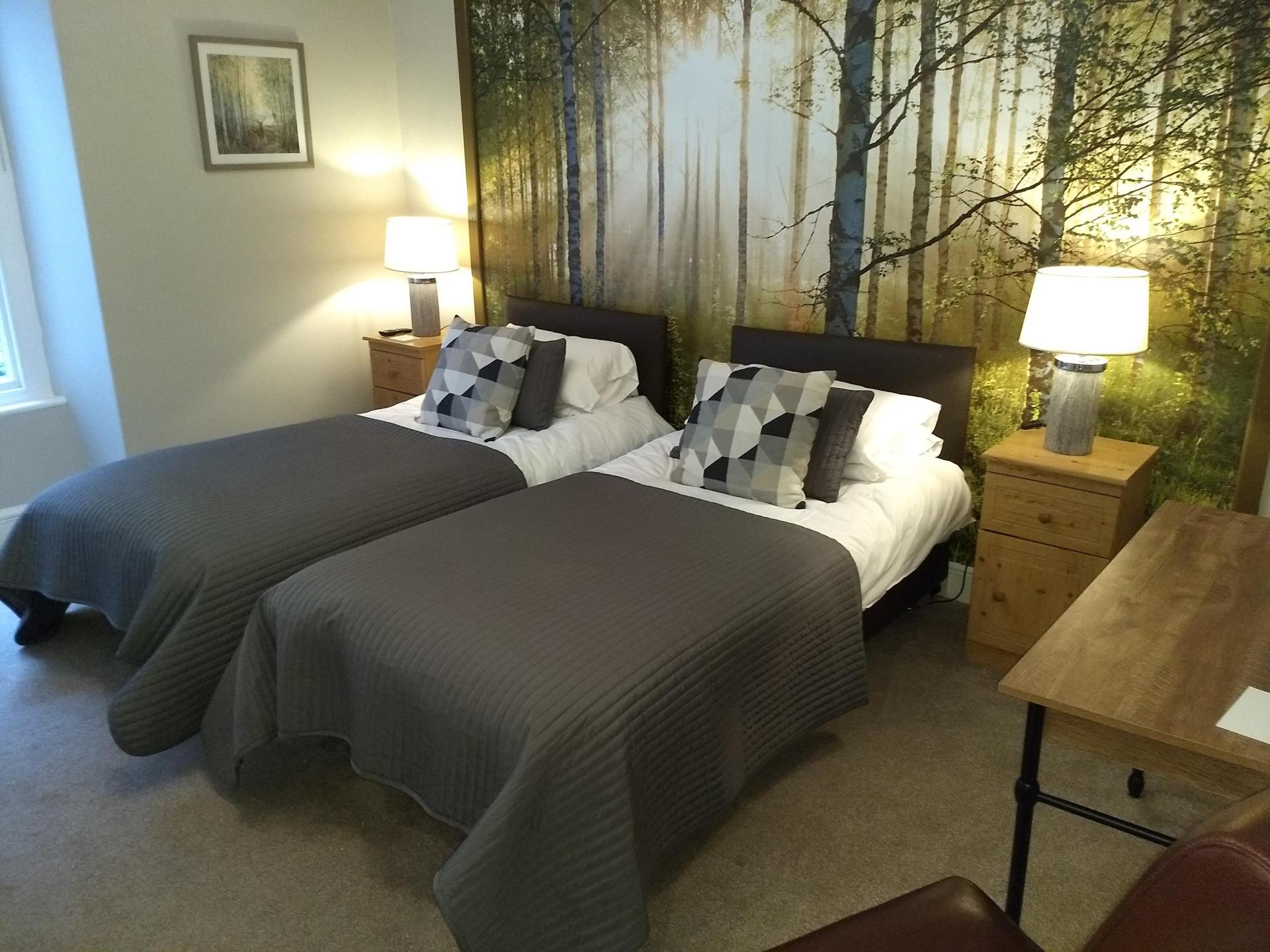 Woodland Twin Room