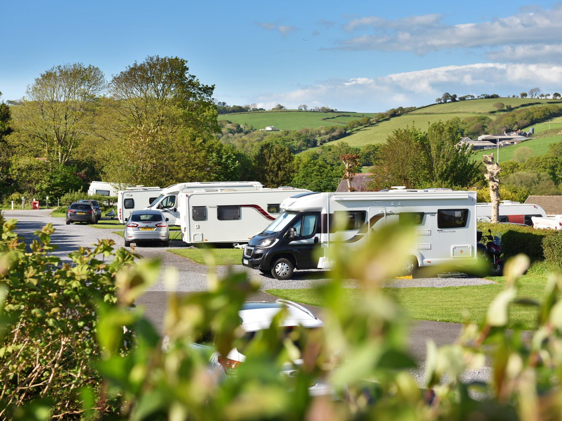 Llwynifan Camping & Touring