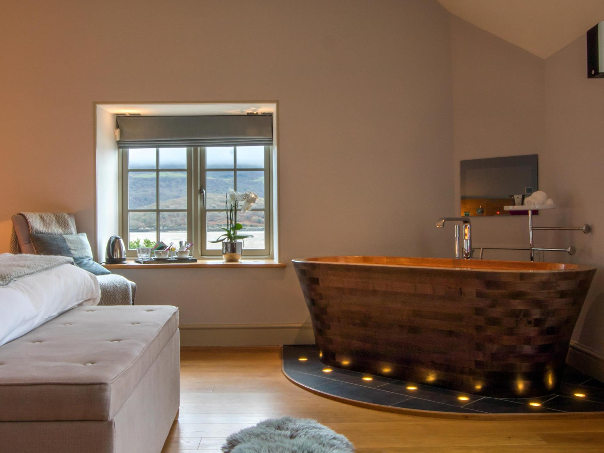 Coes Faen Spa Lodge in Barmouth