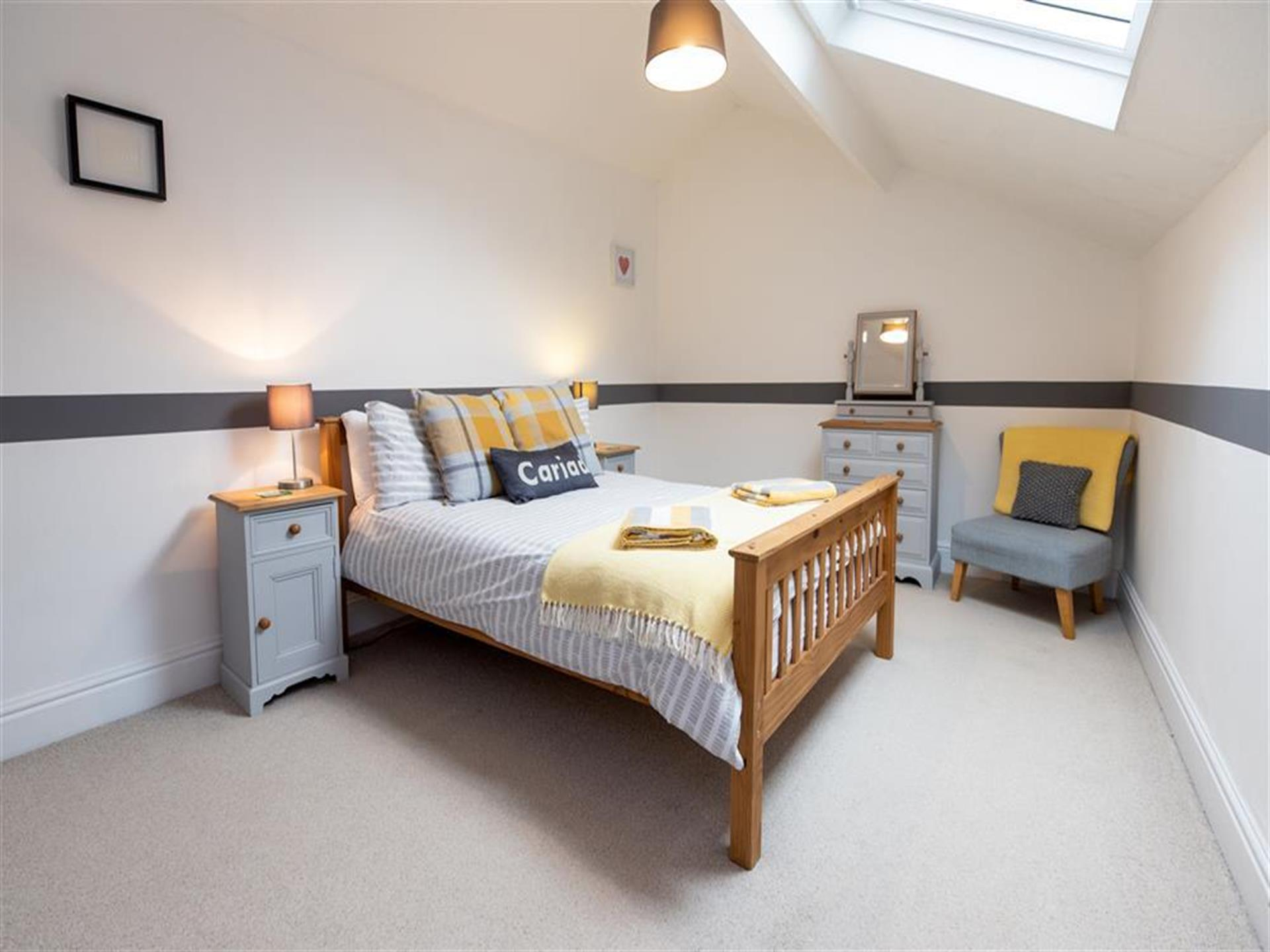 Laston Cottage, Double Bedroom