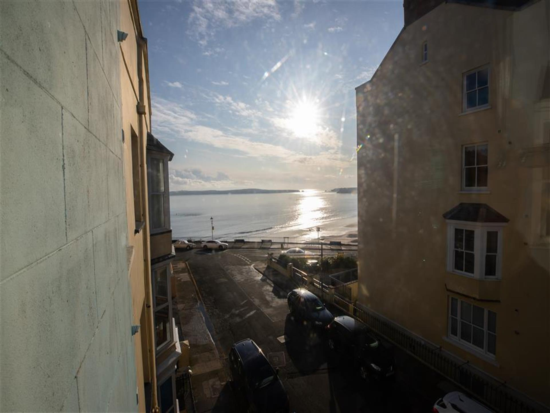 Caldey View 4, Living Room View