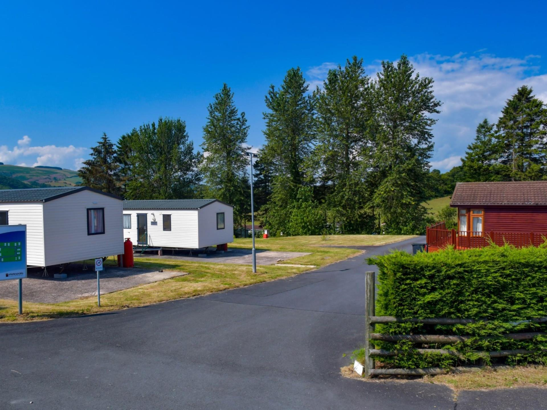 Llewelyn Holiday Park View