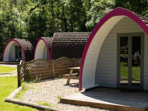 Cwmcarn Forest Glamping Pods