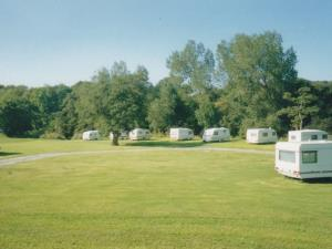 Argoed Meadow Caravan and Camping Site